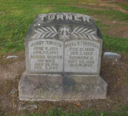 TURNER, ROBINSON G. - Trumbull County, Ohio | ROBINSON G. TURNER - Ohio Gravestone Photos
