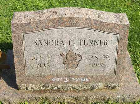 TURNER, SANDRA L. - Trumbull County, Ohio | SANDRA L. TURNER - Ohio Gravestone Photos