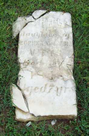 VIETS, AURILLA - Trumbull County, Ohio | AURILLA VIETS - Ohio Gravestone Photos
