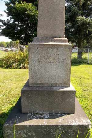 VIETS, EMILY - Trumbull County, Ohio | EMILY VIETS - Ohio Gravestone Photos