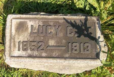 CLARK VEITS, LUCY S. - Trumbull County, Ohio | LUCY S. CLARK VEITS - Ohio Gravestone Photos