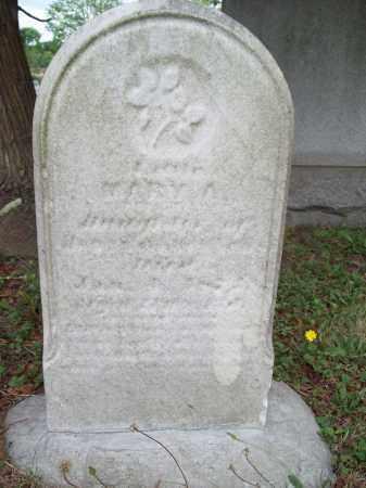 VIETS, MARY A. - Trumbull County, Ohio | MARY A. VIETS - Ohio Gravestone Photos