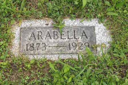VILLERS, ARABELLA - Trumbull County, Ohio | ARABELLA VILLERS - Ohio Gravestone Photos