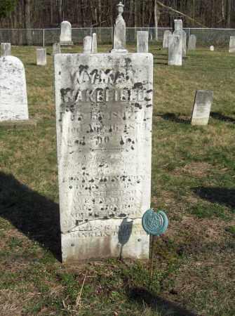 WAKEFIELD, WYMAN - Trumbull County, Ohio | WYMAN WAKEFIELD - Ohio Gravestone Photos