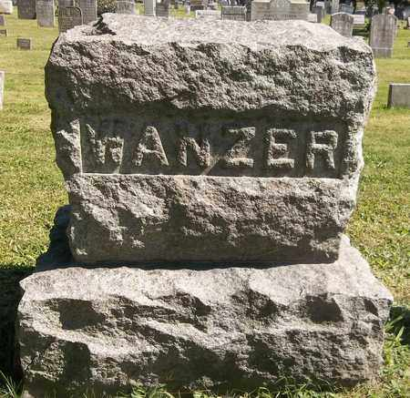 WANZER, LOTTIE - Trumbull County, Ohio | LOTTIE WANZER - Ohio Gravestone Photos