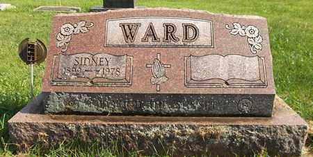 WARD, SIDNEY - Trumbull County, Ohio | SIDNEY WARD - Ohio Gravestone Photos