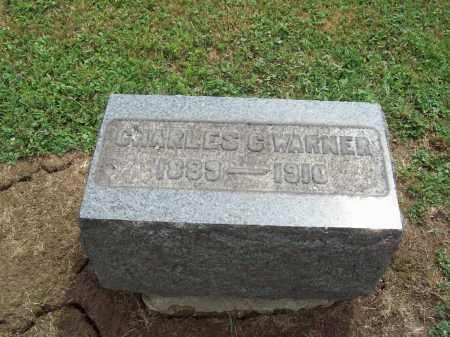 WARNER, CHARLES C. - Trumbull County, Ohio | CHARLES C. WARNER - Ohio Gravestone Photos