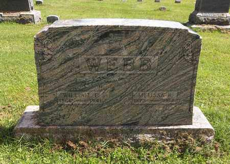 WEBB, MELISSA R. - Trumbull County, Ohio | MELISSA R. WEBB - Ohio Gravestone Photos