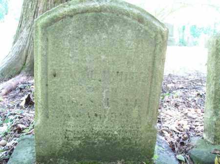 WHITE, EDA ELIZA - Trumbull County, Ohio | EDA ELIZA WHITE - Ohio Gravestone Photos