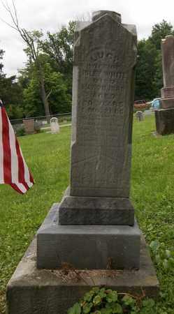 WHITE, LUCY - Trumbull County, Ohio   LUCY WHITE - Ohio Gravestone Photos