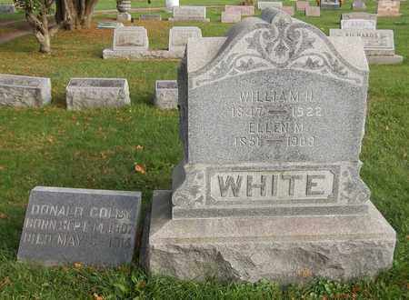 WHITE, ELLEN - Trumbull County, Ohio | ELLEN WHITE - Ohio Gravestone Photos