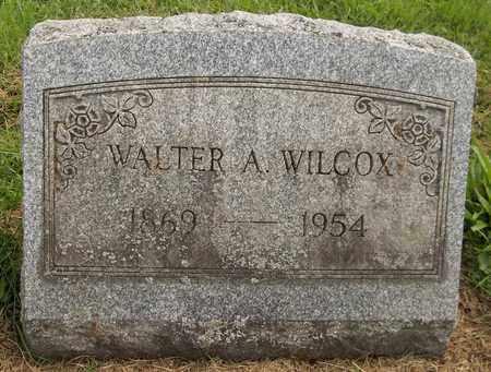 WILCOX, WALTER A. - Trumbull County, Ohio | WALTER A. WILCOX - Ohio Gravestone Photos