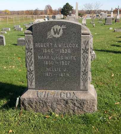 WILLCOX, MARY L. - Trumbull County, Ohio | MARY L. WILLCOX - Ohio Gravestone Photos