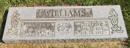 WILLIAMS, JOHNNIE, SR. - Trumbull County, Ohio | JOHNNIE, SR. WILLIAMS - Ohio Gravestone Photos