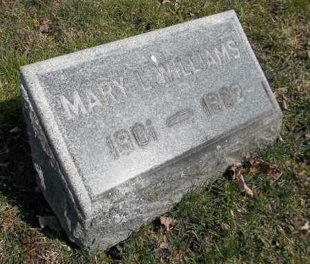 WILLIAMS, MARY L. - Trumbull County, Ohio | MARY L. WILLIAMS - Ohio Gravestone Photos