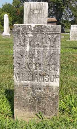 WILLIAMSON, AMALY - Trumbull County, Ohio | AMALY WILLIAMSON - Ohio Gravestone Photos