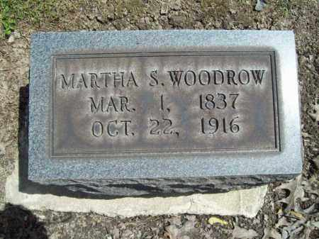 WOODROW, MARTHA S. - Trumbull County, Ohio | MARTHA S. WOODROW - Ohio Gravestone Photos