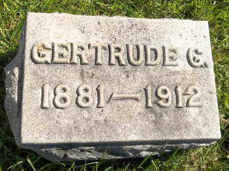 WOODRUFF, GERTRUDE G. - Trumbull County, Ohio | GERTRUDE G. WOODRUFF - Ohio Gravestone Photos