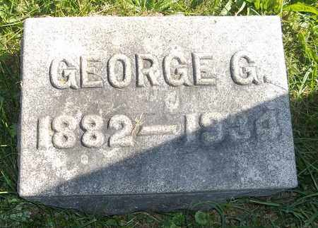 WOODRUFF, GEORGE G. - Trumbull County, Ohio | GEORGE G. WOODRUFF - Ohio Gravestone Photos