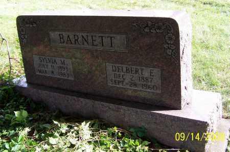 BARNETT, DELBERT E. - Tuscarawas County, Ohio | DELBERT E. BARNETT - Ohio Gravestone Photos