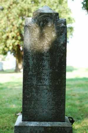 BARTHOLOMEW, ALEXANDER - Tuscarawas County, Ohio | ALEXANDER BARTHOLOMEW - Ohio Gravestone Photos