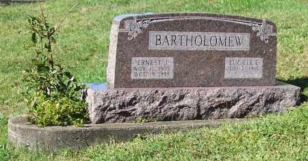 BARTHOLOMEW, ERNEST J. - Tuscarawas County, Ohio | ERNEST J. BARTHOLOMEW - Ohio Gravestone Photos