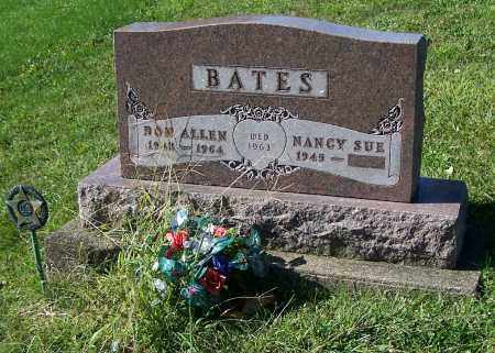 BATES, NANCY SUE - Tuscarawas County, Ohio | NANCY SUE BATES - Ohio Gravestone Photos