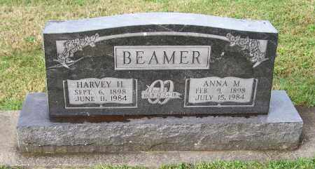 BEAMER, HARVEY H. - Tuscarawas County, Ohio | HARVEY H. BEAMER - Ohio Gravestone Photos