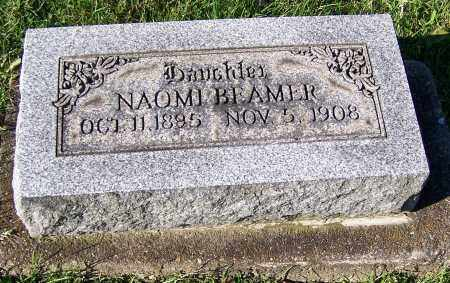 BEAMER, NAOMI - Tuscarawas County, Ohio | NAOMI BEAMER - Ohio Gravestone Photos