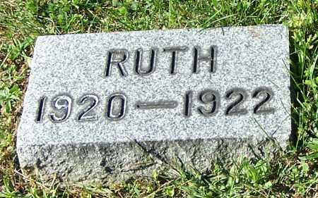 BEAMER, RUTH - Tuscarawas County, Ohio | RUTH BEAMER - Ohio Gravestone Photos