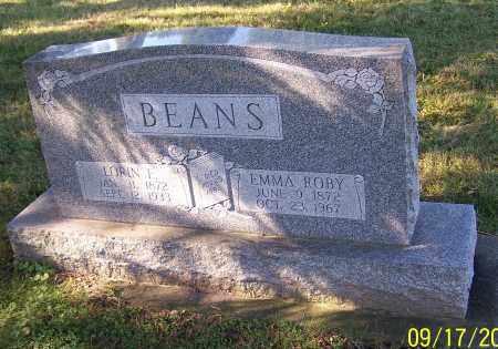 BEANS, LORIN E. - Tuscarawas County, Ohio | LORIN E. BEANS - Ohio Gravestone Photos