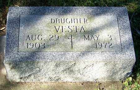 BEANS, VESTA - Tuscarawas County, Ohio | VESTA BEANS - Ohio Gravestone Photos