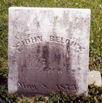 BELCH, JOHN - Tuscarawas County, Ohio | JOHN BELCH - Ohio Gravestone Photos