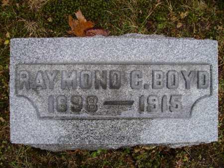 BOYD, RAYMOND C. - Tuscarawas County, Ohio | RAYMOND C. BOYD - Ohio Gravestone Photos
