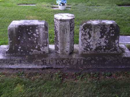 O'DONNELL BURGETT MONUMENT, SUSIE - Tuscarawas County, Ohio | SUSIE O'DONNELL BURGETT MONUMENT - Ohio Gravestone Photos