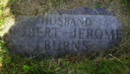 BURNS, ROBERT JEROME - Tuscarawas County, Ohio | ROBERT JEROME BURNS - Ohio Gravestone Photos