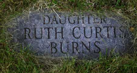 BURNS, RUTH F. - Tuscarawas County, Ohio | RUTH F. BURNS - Ohio Gravestone Photos