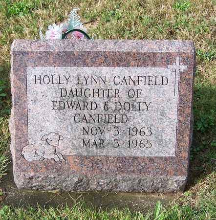 CANFIELD, HOLLY LYNN - Tuscarawas County, Ohio | HOLLY LYNN CANFIELD - Ohio Gravestone Photos