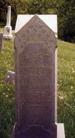 CARROLL, CYRUS C. - Tuscarawas County, Ohio   CYRUS C. CARROLL - Ohio Gravestone Photos
