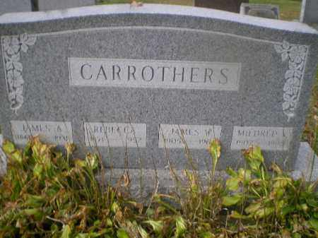 CARROTHERS, JAMES W - Tuscarawas County, Ohio | JAMES W CARROTHERS - Ohio Gravestone Photos