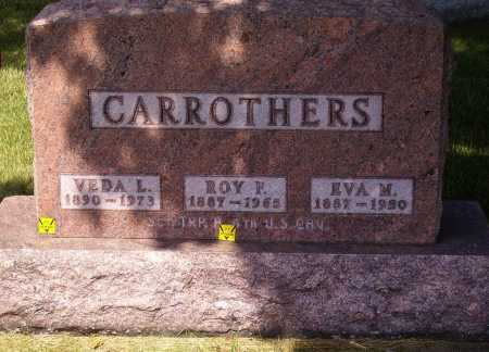 CARROTHERS, VEDA L. - Tuscarawas County, Ohio | VEDA L. CARROTHERS - Ohio Gravestone Photos