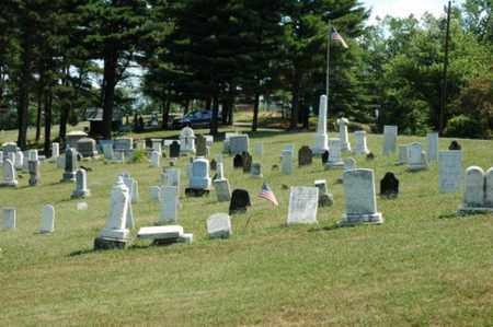 CEMETERY, VIEW - Tuscarawas County, Ohio | VIEW CEMETERY - Ohio Gravestone Photos