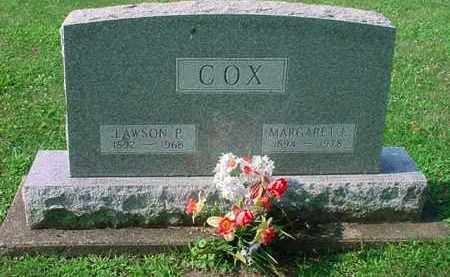 COX, LAWSON P. - Tuscarawas County, Ohio | LAWSON P. COX - Ohio Gravestone Photos