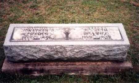 CRAMER, JONATHAN R. - Tuscarawas County, Ohio | JONATHAN R. CRAMER - Ohio Gravestone Photos