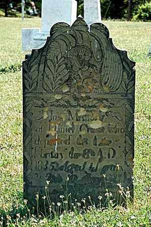 CROSS, DANIEL - Tuscarawas County, Ohio | DANIEL CROSS - Ohio Gravestone Photos