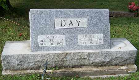 DAY, BERNICE V. - Tuscarawas County, Ohio | BERNICE V. DAY - Ohio Gravestone Photos