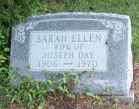 DAY, SARAH ELLEN - Tuscarawas County, Ohio | SARAH ELLEN DAY - Ohio Gravestone Photos