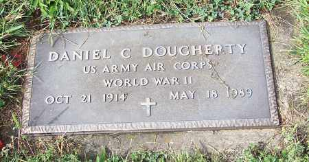 DOUGHERTY, DANIEL C.  (MIL) - Tuscarawas County, Ohio | DANIEL C.  (MIL) DOUGHERTY - Ohio Gravestone Photos