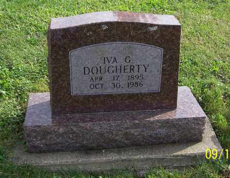 DOUGHERTY, IVA G. - Tuscarawas County, Ohio | IVA G. DOUGHERTY - Ohio Gravestone Photos