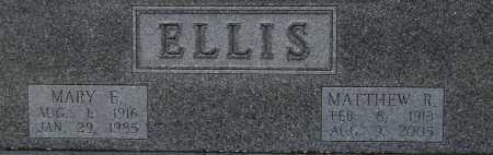 BEITZEL ELLIS, MARY E. - Tuscarawas County, Ohio | MARY E. BEITZEL ELLIS - Ohio Gravestone Photos